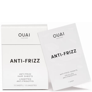 OUAI Anti Frizz Hair Sheets -hiuslaput
