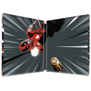 Deadpool - 4K Ultra HD Zavvi Exclusive Limited Edition Steelbook (Inkl. 2D Version): Image 4