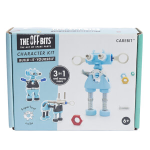 The Off Bits Robot Kit - Carebit