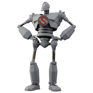Sentinel The Iron Giant Diecast Riobot Action Figure 16cm