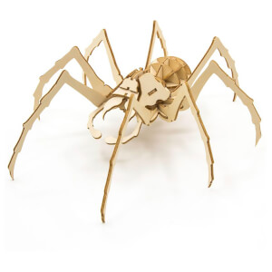 Incredibuilds Harry Potter Aragog 3D Wooden Model Kit