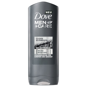 Dove MEN+CARE Clean Elements mit Aktivkohle