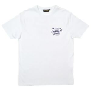 Reynolds Champion Du Monde T-Shirt - White