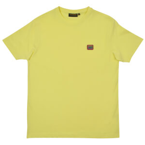 Reynolds 753 Badge T-Shirt - Yellow