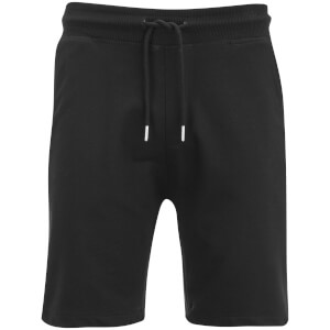 D-Struct Men's Basen Sweat Shorts - Black