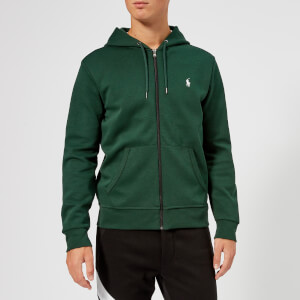 Polo Ralph Lauren Men's Double Knit Tech Hoody - College Green