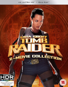 Tomb Raider Boxset - 4K Ultra HD