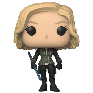 Marvel Avengers Infinity War Black Widow Funko Pop! Figuur