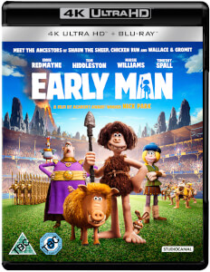 Early Man - 4K Ultra HD (includes Blu-ray)