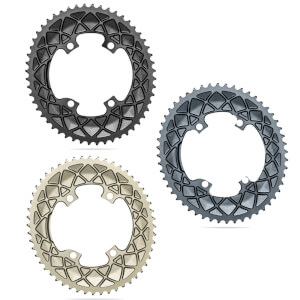 AbsoluteBLACK Sub-Compact Oval Road Chainring