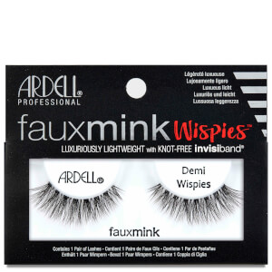 Pesta?as postizas Faux Mink Demi Wispies de Ardell