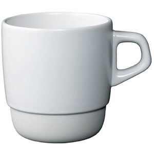 Kinto SCS Stacking Mug - White