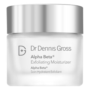 Soin Hydratant Exfoliant Alpha Beta Dr Dennis Gross Skincare 60 ml