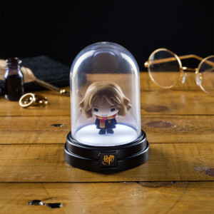 Harry Potter Hermione Mini-Glockenglas-Licht