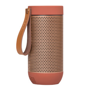 Kreafunk aFUNK 360 Degrees Bluetooth Speaker - Soft Coral/Rose Gold