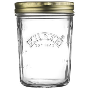 Kilner Wide Mouth Preserve Jar 0.35 Litre