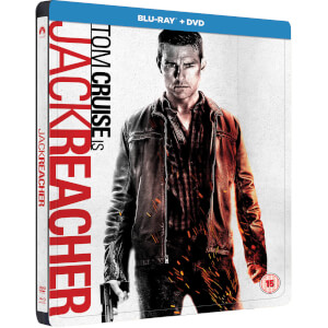 Jack Reacher - Zavvi UK Exclusive Limited Edition Steelbook