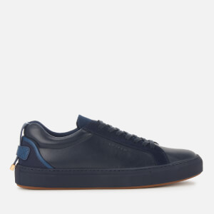 Buscemi Men's Lyndon Sport Low Top Trainers - Navy