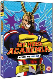 My Hero Academia - Season 02 Part 1 (Funimation)