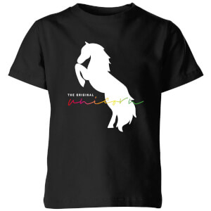 The Original Unicorn Kids' T-Shirt - Black