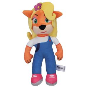 Crash Bandicoot Phunny Plush Figure Coco 20 cm