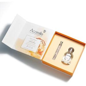 Подарочный парфюмерный набор с ароматом ванили Acorelle Vanilla Blossom Eau de Parfum Gift Set