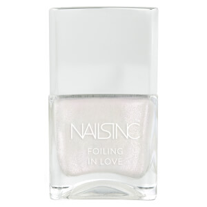 Verniz de Unhas Foiling In Love Moon Boots da nails inc. 14 ml