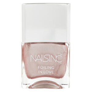 nails inc. Foiling In Love Space Bah Nail Polish 14ml