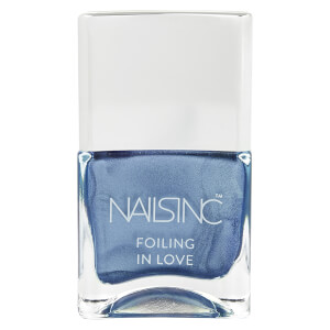nails inc. Foiling In Love Space Cadet Nail Polish 14ml