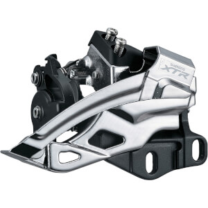 Shimano FD-M985 XTR 10-Speed Double Front Derailleur - Dual Pull