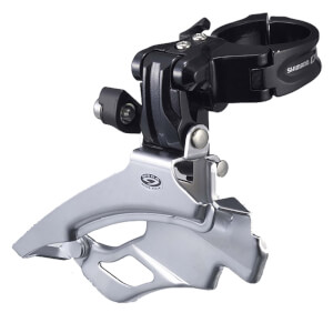 Shimano FD-M591 Deore ATB Front Derailleur - Multi Fit - Conventional Swing