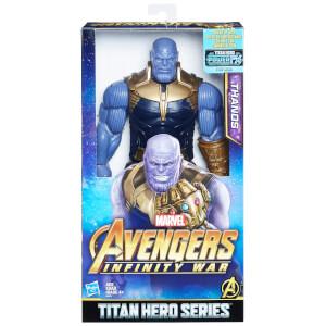 Hasbro Marvel Avengers 12 Inch Titan Heroes Thanos Action Figure