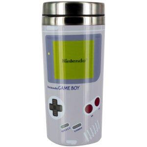 Nintendo Game Boy Reisebecher