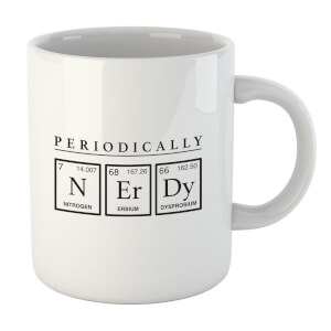 Periodically Nerdy Mug