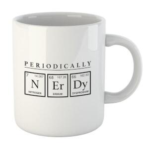 Periodically Nerdy Mug