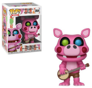 Five Nights at Freddy's Pizza Simulator Pigpatch Funko Pop! Vinyl