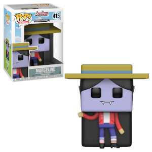 Adventure Time x Minecraft Marceline Funko Pop! Figuur
