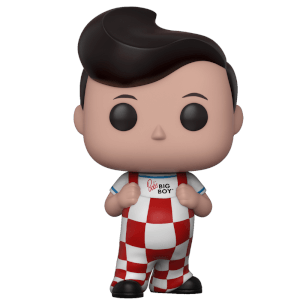 Bob's Big Boy Bob in New Pose Funko Pop! Vinyl
