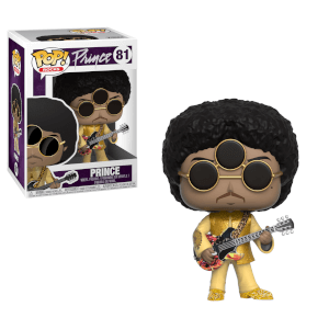 Pop! Rocks Prince 3rd Eye Girl Funko Pop! Figuur