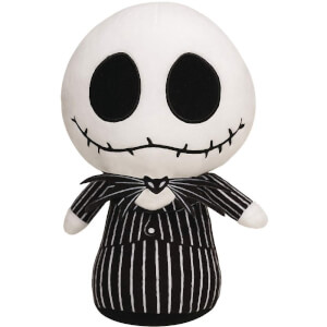 The Nightmare Before Christmas Jack Skellington SuperCute Plush