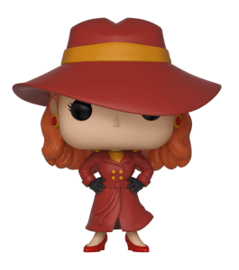 Carmen Sandiego Pop! Vinyl Figure