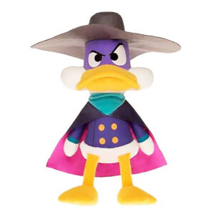 Peluche Darkwing Duck - Patoaventuras - Disney