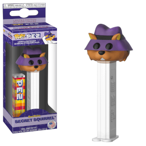 Hanna Barbera Secret Squirrel Funko Pop! Pez