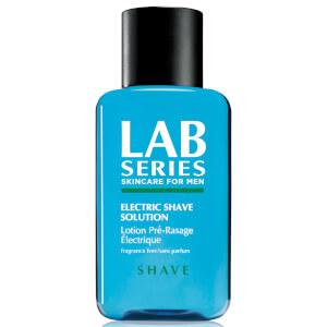Lab Series Skincare for Men Electric Shave Solution