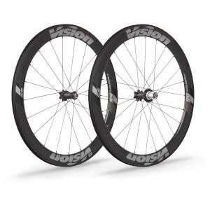 Vision Metron 55 SL Carbon Clincher Disc Wheelset