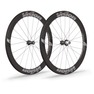 Vision Metron 55 SL Carbon Tubular Wheelset