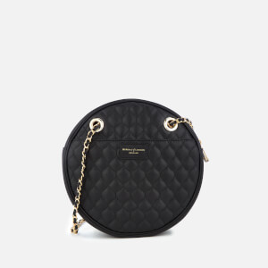 Aspinal of London Women's Circle Bag - Black