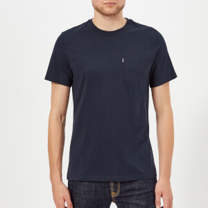 Barbour Men's Essential Pocket T-Shirt - Navy