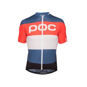 POC Essential Logo Jersey - Red
