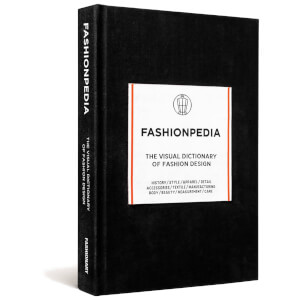 Fashionary: Fashionpedia - The Visual Dictionary of Fashion Design